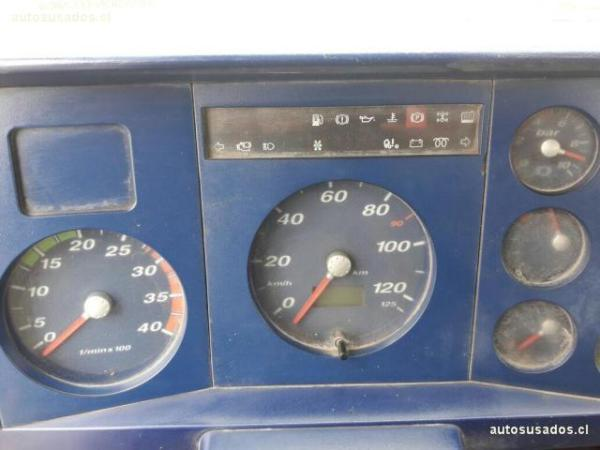 Volkswagen 15190 Worker 15180 año 2006