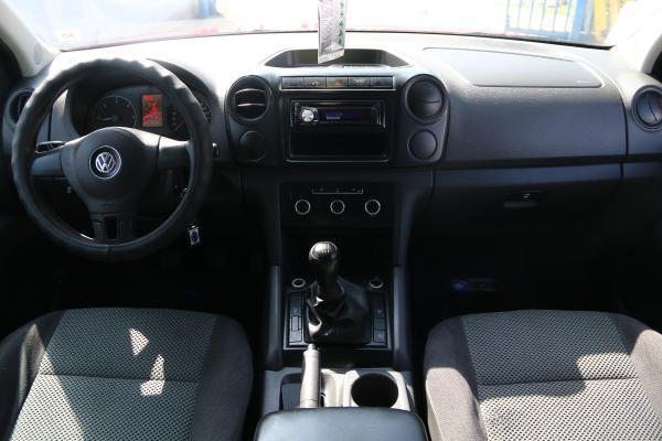 Volkswagen Amarock 445-AMAROK POWER TDI 4X4 año 2012