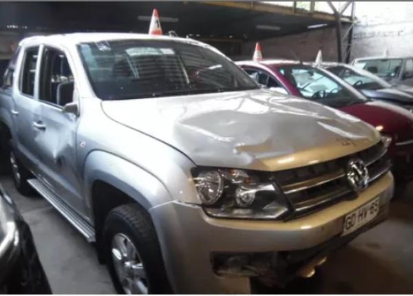 Volkswagen Amarock  año 2014