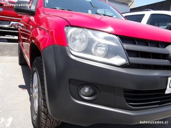 Volkswagen Amarok HIGHLINE TDI 4X4 año 2011