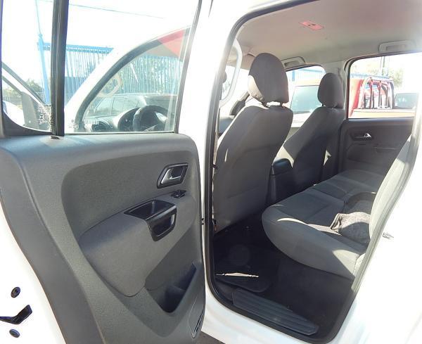 Volkswagen Amarok 443 AMAROK TRENDLINE TDI año 2012