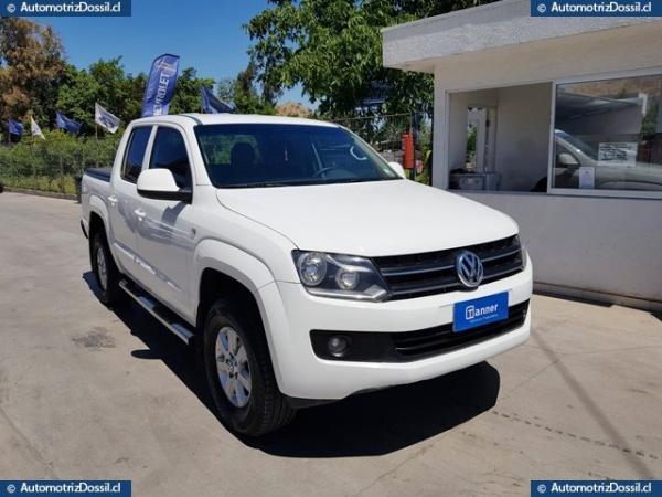 Volkswagen Amarok TRENDLINE año 2013