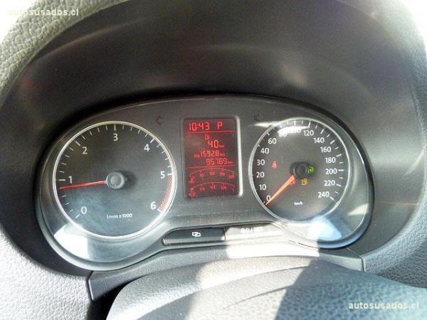 Volkswagen Amarok HIGH LINE TDI 4-MOTION año 2013