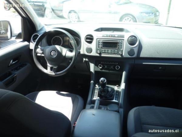 Volkswagen Amarok 2.0 HIGHLINE año 2014