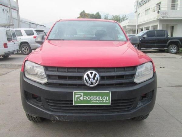 Volkswagen Amarok POWER 2.0 D/C 4X4 año 2014