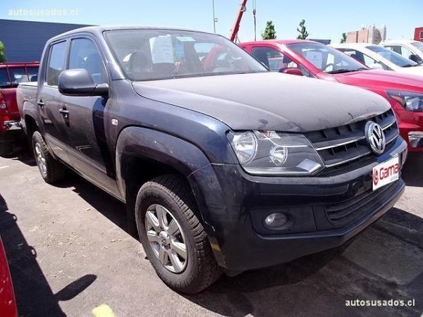 Volkswagen Amarok  año 2014