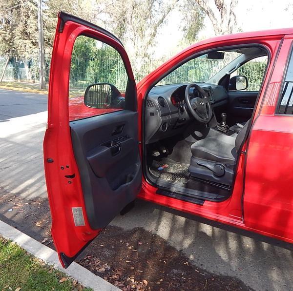 Volkswagen Amarok 628 VOLKSWAGEN AMAROK año 2014
