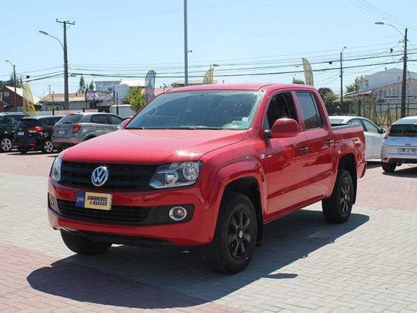 Volkswagen Amarok AMAROK POWER 2.0 año 2014