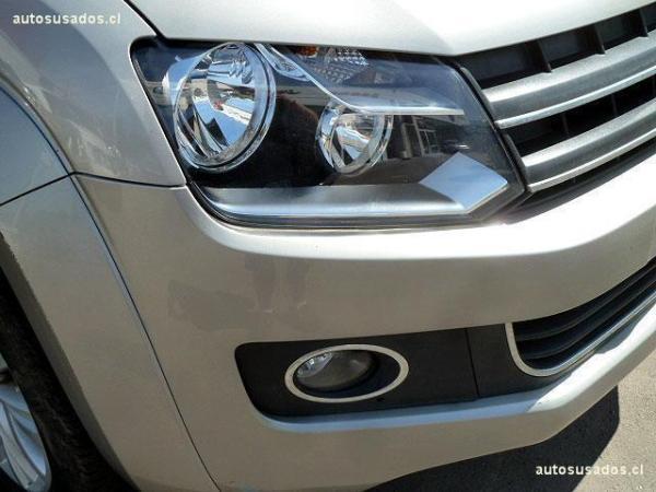 Volkswagen Amarok TDI 4-MOTION año 2015