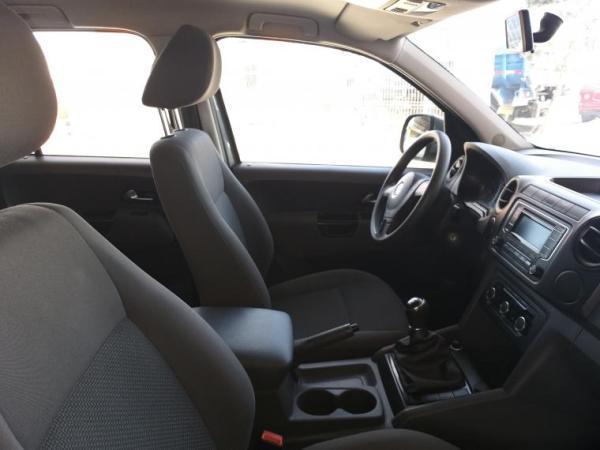 Volkswagen Amarok Trendline 2.0 año 2015