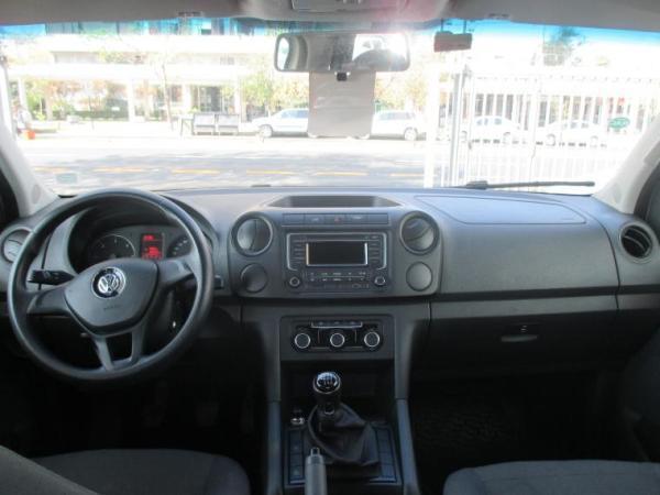 Volkswagen Amarok COMFORTLINE 4x2 año 2015