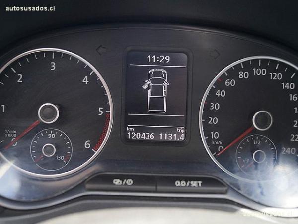Volkswagen Amarok 2.0 HIGHLINE 4X4 año 2015