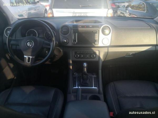 Volkswagen Amarok GL año 2015