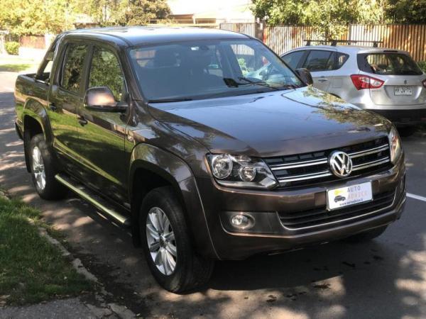 Volkswagen Amarok HIGHLINE año 2016