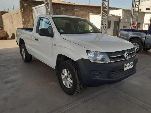 Volkswagen Amarok 2.0 MT 2AB año 2016