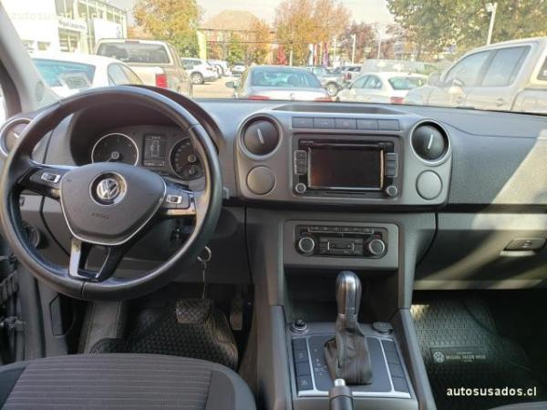 Volkswagen Amarok HIGHLINE 4MOTION AT año 2016
