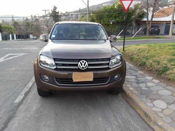 Volkswagen Amarok 2.0 TDI Highline Auto año 2016