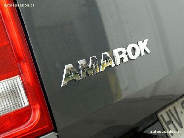 Volkswagen Amarok 2.0 TDI 4X4 MT año 2016