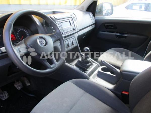 Volkswagen Amarok TDI año 2016
