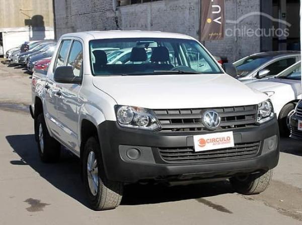 Volkswagen Amarok POWER 2.0 año 2016