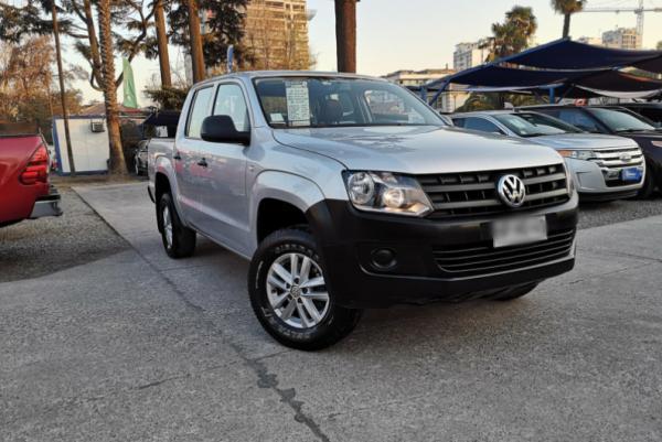 Volkswagen Amarok Comfortline 4x4 2.0 año 2016