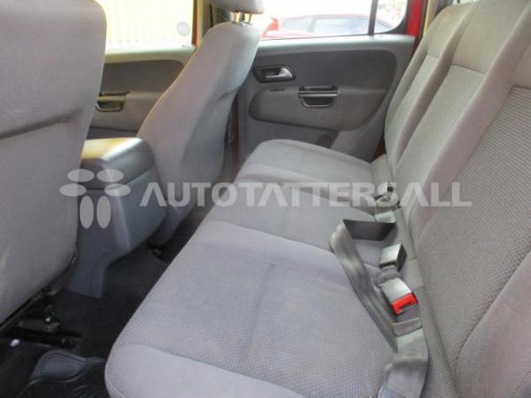 Volkswagen Amarok TDI año 2017