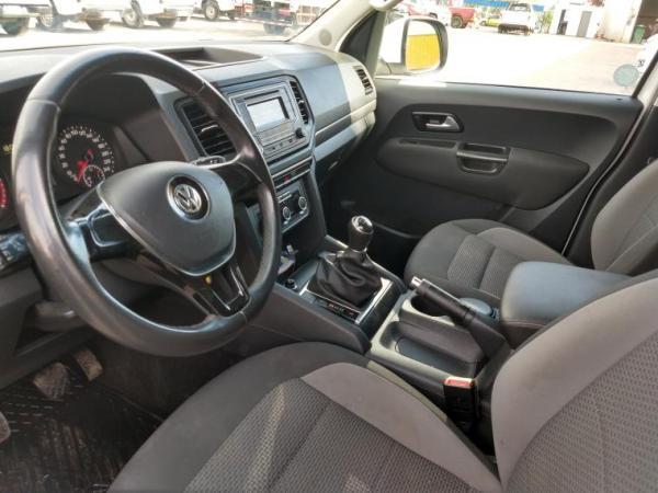 Volkswagen Amarok 4x4 año 2017