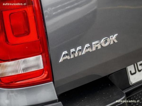 Volkswagen Amarok  año 2017