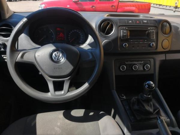 Volkswagen Amarok 4x2 año 2017