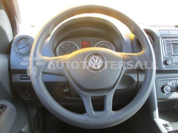 Volkswagen Amarok Trendline año 2017