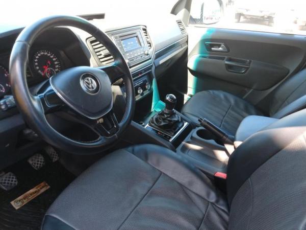 Volkswagen Amarok 4X4 año 2018