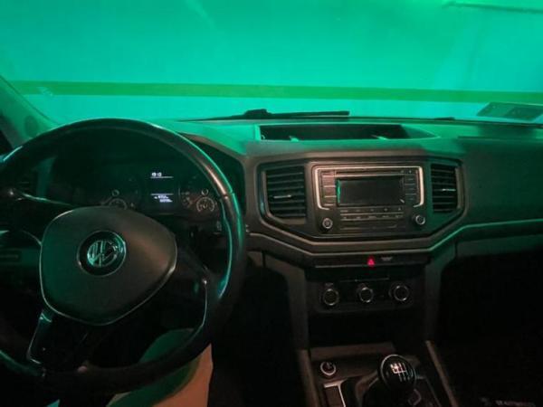 Volkswagen Amarok TRENDLINE 4X4 año 2018