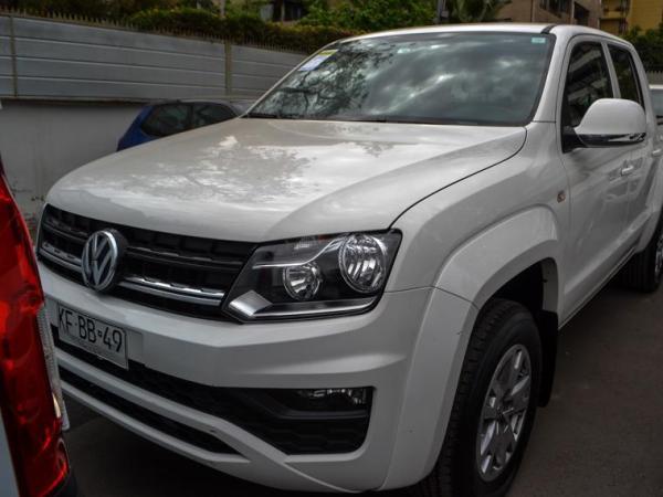 Volkswagen Amarok COMFORTLINE año 2018