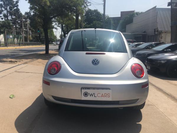 Volkswagen Beetle  año 2007