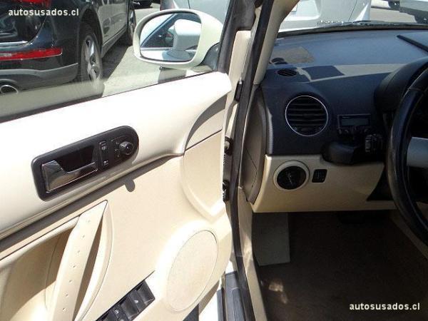 Volkswagen Beetle CABRIO SPORT año 2009