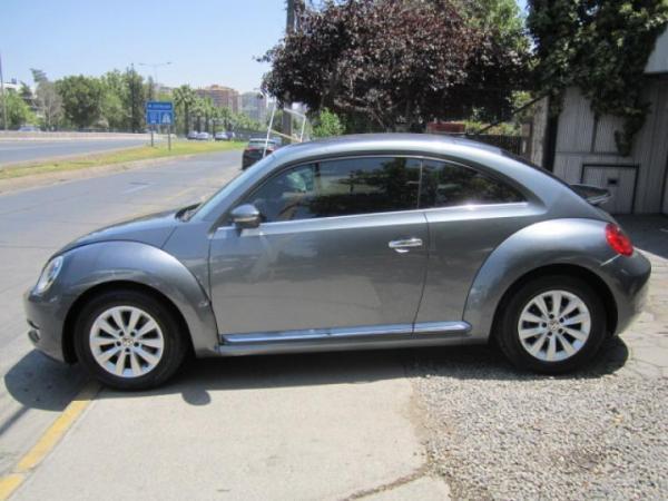 Volkswagen Beetle 1.4 TSI MT DESIGN año 2015