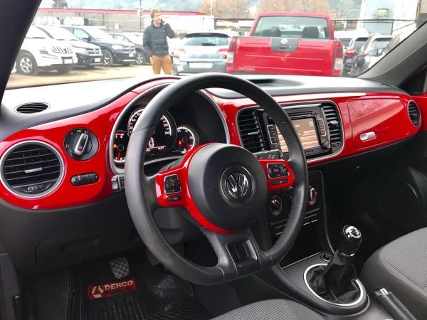 Volkswagen Beetle 1.4 año 2015