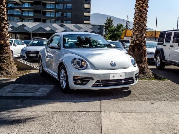 Volkswagen Beetle 1.4T año 2019