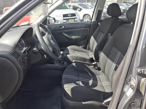 Volkswagen Bora Bora Trendline Entry 2.0 año 2014