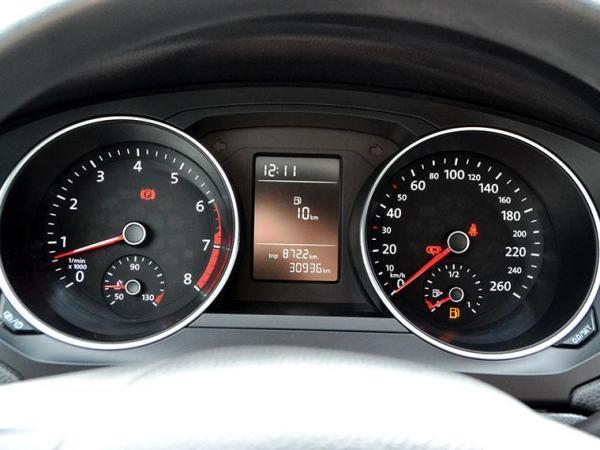 Volkswagen Bora 1.4 T año 2016