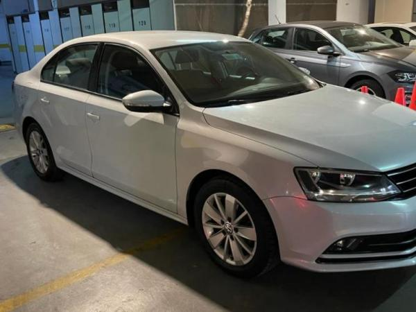 Volkswagen Bora 1.4 TSI Manual Trendline año 2017