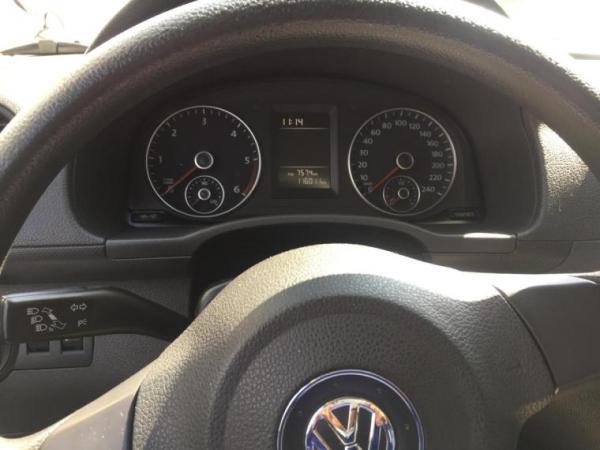 Volkswagen Caddy VAN 2.0 AA año 2015