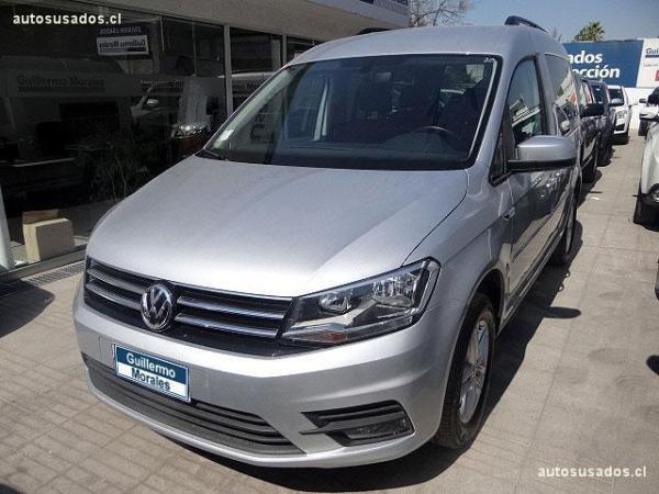 Volkswagen Caddy CONFORTLINE año 2017