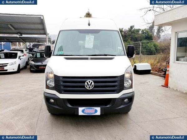 Volkswagen Crafter  año 2016