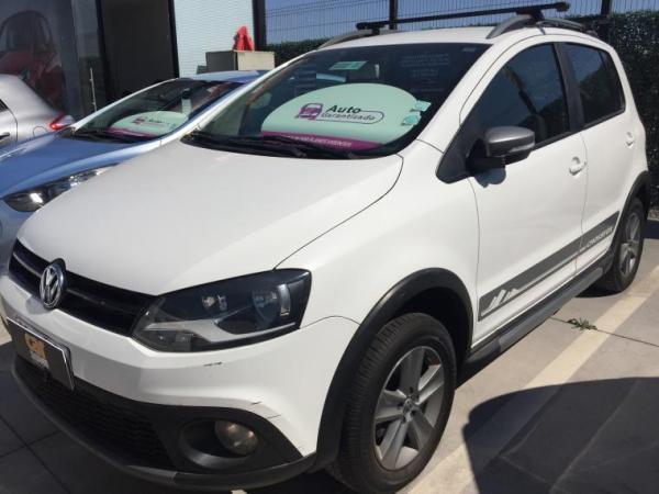 Volkswagen Fox 1.6 MT AC año 2012