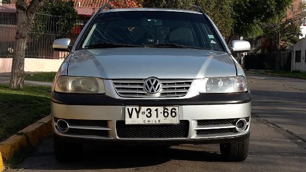 Volkswagen Gol G3 1.6 año 2004