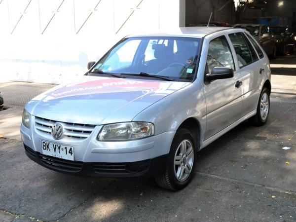 Volkswagen Gol POWER año 2008