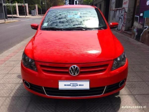 Volkswagen Gol TRENDLINE 1.6 MT año 2012
