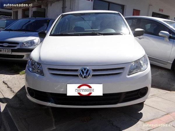Volkswagen Gol gs power 1.6 semifull año 2012