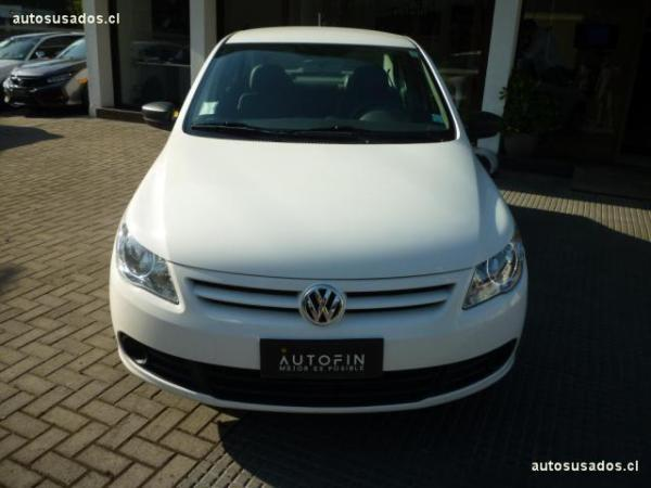 Volkswagen Gol GOL POWER 1.6 año 2012